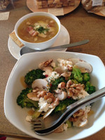 Kyoto_efish_salad_and_soup