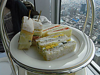 Hyatt_afternoon_tea_1st_plate