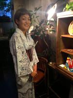 Taiko_yukata