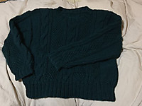 Handknitting_sweater